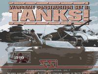 Video Game: Wargame Construction Set II: Tanks!