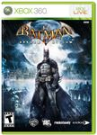 Video Game: Batman: Arkham Asylum