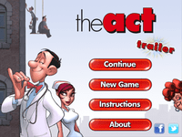 Video Game: The Act