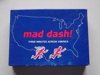 Board Game: Mad Dash!