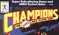 RPG: Champions (4th Edition)