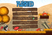 Video Game: Plushed