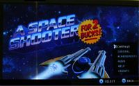 Video Game: A Space Shooter For Two Bucks!
