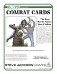 RPG Item: GURPS Combat Cards