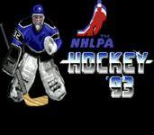 Video Game: NHLPA Hockey '93