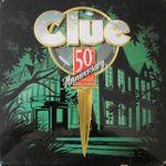 Board Game: Clue: 50th Anniversary Edition