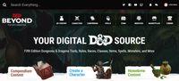 RPG Item: D&D Beyond