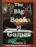 Board Game: The Big Book of Games Volume One