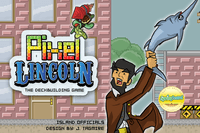 Board Game: Pixel Lincoln: The Deckbuilding Game