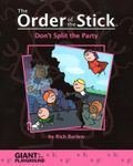RPG Item: The Order of the Stick 4: Don't Split the Party