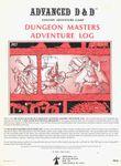 RPG Item: Dungeon Masters Adventure Log