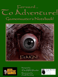 RPG Item: Forward to Adventure! Gamemaster's Notebook!