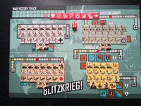 Board Game: Blitzkrieg!