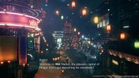 Video Game: Final Fantasy VII Remake