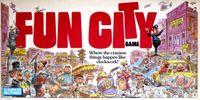Board Game: Fun City Game
