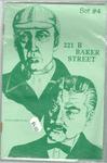 Board Game: 221b Baker Street: The Master Detective Game – Set #4