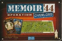Board Game: Memoir '44: Operation Overlord