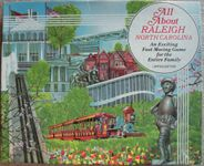 Board Game: All About Raleigh, North Carolina