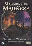Board Game: Mansions of Madness: Second Edition – Recurring Nightmares: Figure and Tile Collection