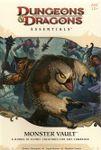 RPG Item: Dungeons & Dragons Essentials: Monster Vault