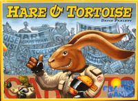 Board Game: Hare & Tortoise