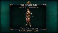 Video Game: Talisman: Digital Edition – The Gambler Character Pack