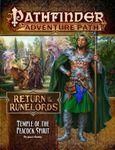 RPG Item: Pathfinder #136: Temple of the Peacock Spirit