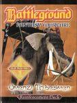 Board Game: Battleground Fantasy Warfare: Umenzi Tribesmen Reinforcements