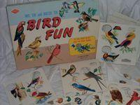 Board Game: Bird Fun