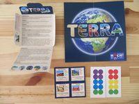 Board Game: Terra Schnupperspiel