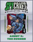 RPG Item: Agent X: The Runner