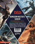 RPG Item: Dungeon Master's Screen: Elemental Evil