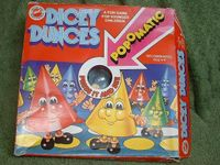 Board Game: Dicey Dunces