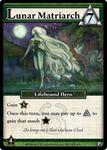 Board Game: Ascension: Lunar Matriarch Promo Card