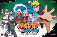 Board Game: Naruto Shippuden Deck-Building Game