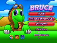 Video Game: Bruce