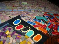 Board Game: Paris Paris