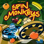 Board Game: Spin Monkeys