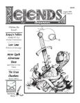 Issue: Lejends Magazine (Volume 1, Issue 4 - Aug 2001)