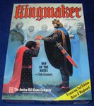 Board Game: Kingmaker: War of the Roses – 15th Century