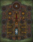 RPG Item: VTT Map Set 212: Modular Castle