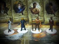Board Game: Mansions of Madness: Second Edition – Horrific Journeys: Expansion