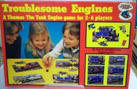 Board Game: Troublesome Engines