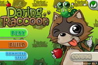 Video Game: Daring Raccoon