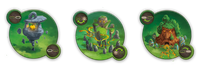 Board Game: Cairn: Promo Megaliths
