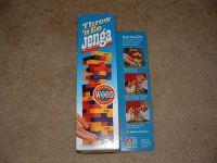 Board Game: Throw 'n Go Jenga