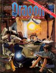 Issue: Dragon (Issue 181 - May 1992)