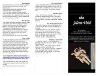 RPG Item: The Silent Void
