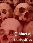 RPG Item: Cabinet of Curiosities