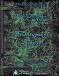 RPG Item: Eldritch Archetypes Volume VIII: Archetypes of Bokrug